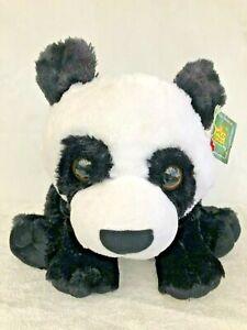 Wild Republic Panda Bear Black White Cuddly Soft Plush Toy Stuffed Animal 43CM