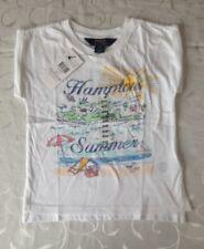 Ralph Lauren  Girl's Short-Sleeve 100%Cotton Graphic T-Shirt (4 Years)