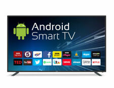 "Ferguson 65"" Android Smart 4K Ultra HD LED TV with Wi-Fi and Freeview"