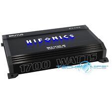 HIFONICS BRUTUS ELITE BEX1750.1D 1700W MONO BLOCK CLASS D 1 CHANNEL AMPLIFIER