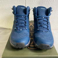 Keen Womens Terradora 10223554 Blue Lace Up Athletics Hiking Shoes Size Us 10.5