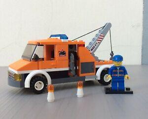 LEGO CITY - CHANTIER - 7638 - Town Truck - La dépanneuse - SET