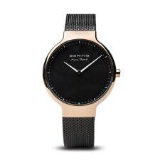 NEW Bering Damenuhr 15531-262 Max René Saphirglas Roségold Uhr Armbanduhr