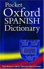The Pocket Oxford Spanish Dictionary,Carol Styles Carvajal, Jane Horwood