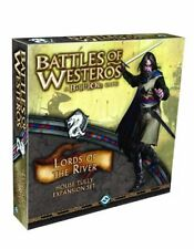 Fantasy Flight Battles of Westeros Lords of the River Expansion BattleLore