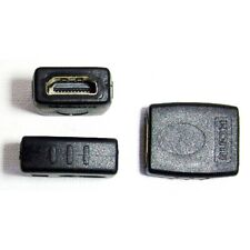 HDMI cable / lead coupler / joiner / low-profile adapter, female to female