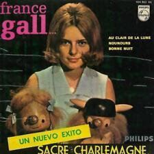 Vinyles france gall 45 tours sans compilation