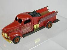 Hi-Speed 1948 Task Master # HF434  Fire Truck #1 Red