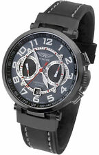 Poljot Armbanduhren im Flieger-Stil mit Chronograph