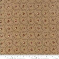 Moda New Hope Viney Floral Pine  100/% cotton Fabric FQ//Metre Patchwork Quilting