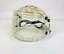 Cooper Fs200 Face Guard White/Clear Acrylic Medium Hockey