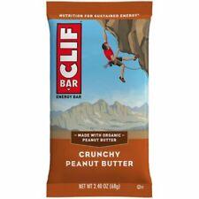 Clif Bar Energieriegel Crunchy Peanut Butter, 6er Pack (6 x 68 g)