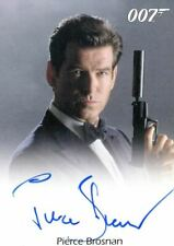 James Bond Classics 2016 Pierce Brosnan Autograph Card