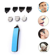 4in1 Rechargeable Mens Electric Shaver Razor Beard Hair Clipper Nose Ear Trimmer