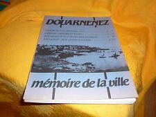 Mémoire De La Ville N° 4 Douarnenez Bretagne Marine Finistère