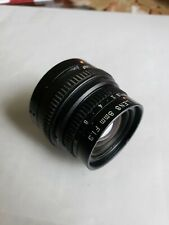 OPTICAL  TV LENS VICON 8MM 1:1.3 clean