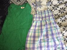Toddler Dresses Size 3T Lot Of 2  Summer Dresses