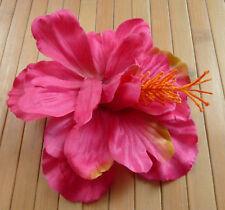 Blumenanstecker// Anstecker mit Blüte rot  Hibiskus  Hochzeit  Neu