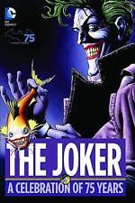 JOKER: A CELEBRATION OF 75 YEARS HARDCOVER Batman DC Comics HC 384 PAGES!