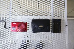 A+ Nikon Coolpix S6500 Digital Camera 16MP Point & Shoot Video Camcorder