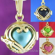Markenlose Modeschmuck-Halsketten & -Anhänger mit Herz und Besondere Anlässe für Damen