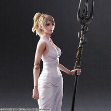 Square Enix Play Arts Kai Final Fantasy XV Lunafreya Nox Fleuret Action Figure