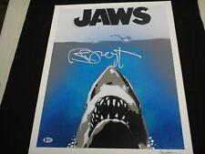 RICHARD DREYFUSS Signed ORIGINAL POP ART PAINTING Autograph JAWS BECKETT COA B