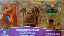 Skylanders Dragon's Peak pack Sunburn Spyro's Adventure  New Other
