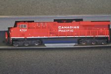 Kato N Scale ES44AC Locomotive Canadian Pacific CP #8700 DC DCC Ready 1768934