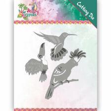 Exotische Vögel - Happy Tropics Collection von Yvonne Creations (YCD10175)