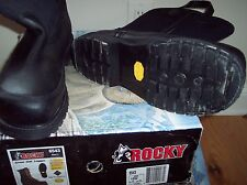 FIREFIGHTER BOOTS 4132 PRO-WARRINGTON SPECIAL PRICING SIZE 11E FREE SHIPPING