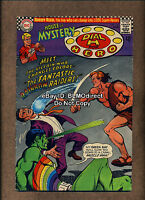 1967 House Of Mystery #167 VG- First Print DC Comics Dial H For Hero