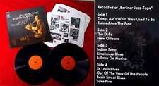 2LP Dave Brubeck & Gerry Mulligan: Live at Berlin Philharmonie (CBS S 67261)