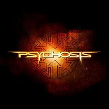 """Psychosis """"Psychosis"""" CD EP 2010 Brand New! Heathen Agent Steel Prototype"""