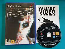 PS2 : manhunt