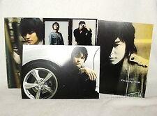 Kim Jeong John-Hoon Best Album Taiwan Promo 4 Postcards