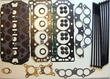 ROVER HEAD GASKET SET AND BOLTS 1.4 1.6 1.8 K SERIES UPRATED MLS 16V