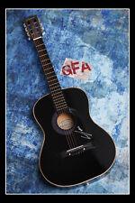 **GFA* Vegas Girl *CONOR MAYNARD* Signed Acoustic Guitar M1 PROOF COA**