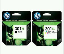 CARTUCHOS HP 301XL ORIGINALES NEGRO Y COLOR CH563EE + CH564EE