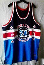 Philadelphia Street Ball Basketball Jersey #24 Multi-Color US Men's Size 56 B&T