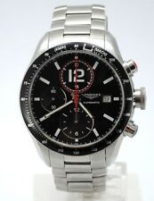 LONGINES GRANDE VITESSE L3.636.4 AUTOMATIC CHRONOGRAPH 42 MM WITH TWO BRACELETS