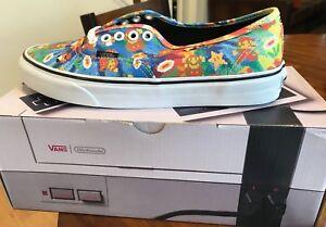 New VANS Authentic Nintendo Super Mario Bros. $140