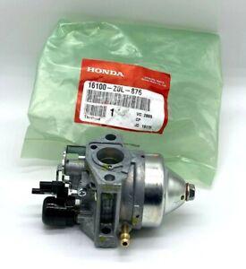 Genuine Honda 16100-Z0L-876 Carburetor Fits GCV160A0 GCV160LA GCV160LA0 OEM