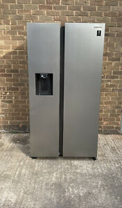 SAMSUNG RS8000 RS68A8530S9/EU American-Style Fridge Freezer Matte Stainless