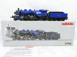 Märklin H0 37186 Dampflok mit Tender S 3/6 der K.Bay.Sts.B / DIGITAL /  in OVP