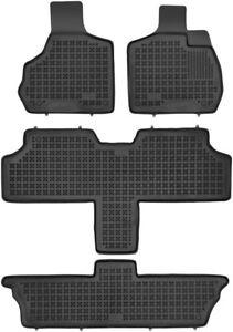 Fußmatten nach Maß für Chrysler Grand Voyager V RT 2007-2018 Großraumlimousine