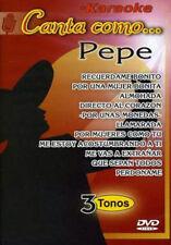 Karaoke: Canta Como Pepe Aguilar (DVD, 2004)