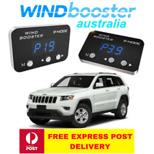 Windbooster 9-mode throttle controller to suit Jeep Grand Cherokee 2010 Onwards