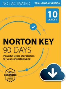 Norton 360 Premium 90 days / 10 Devices (key for antivirus) ⚡INSTANT DELIVERY⚡