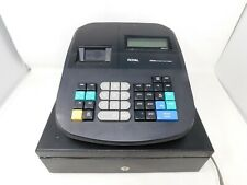 Royal 500dx Electronic Cash Register Tested No Keys Turns On Display Works As Is
